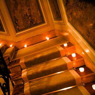 eclairage salle soiree
