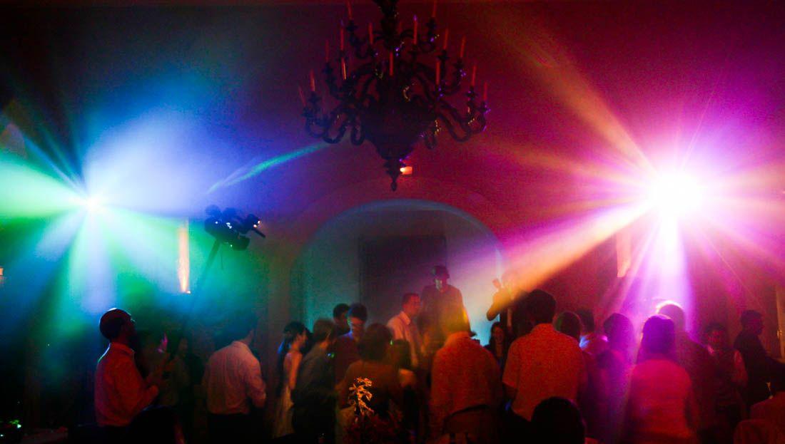 DJ soirée au Domaine du Parc