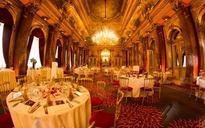 Eclairage soirée au The Westin Paris - Vendôme