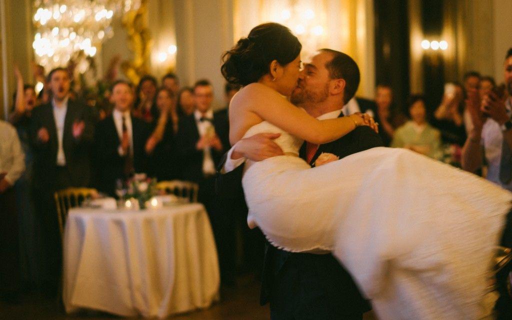 Mariage aux Salons France-Amériques