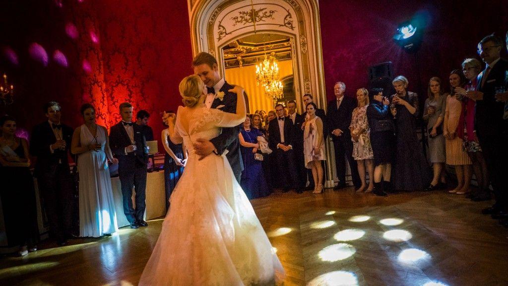 Première danse aux Salons France-Amériques