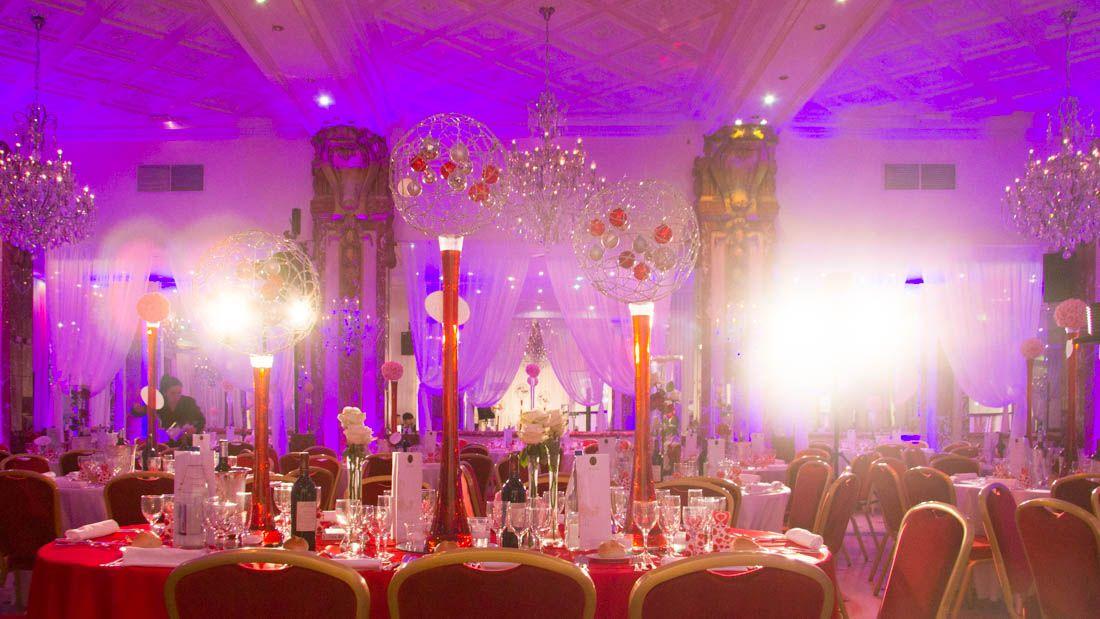Mariage aux Salons Hoche à Paris, Salon monceau