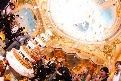 DJ pour un mariage au Pavillon Dauphine à Paris