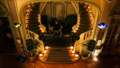 DJ Mariage aux Salons de l'Hôtel des Arts & Métiers