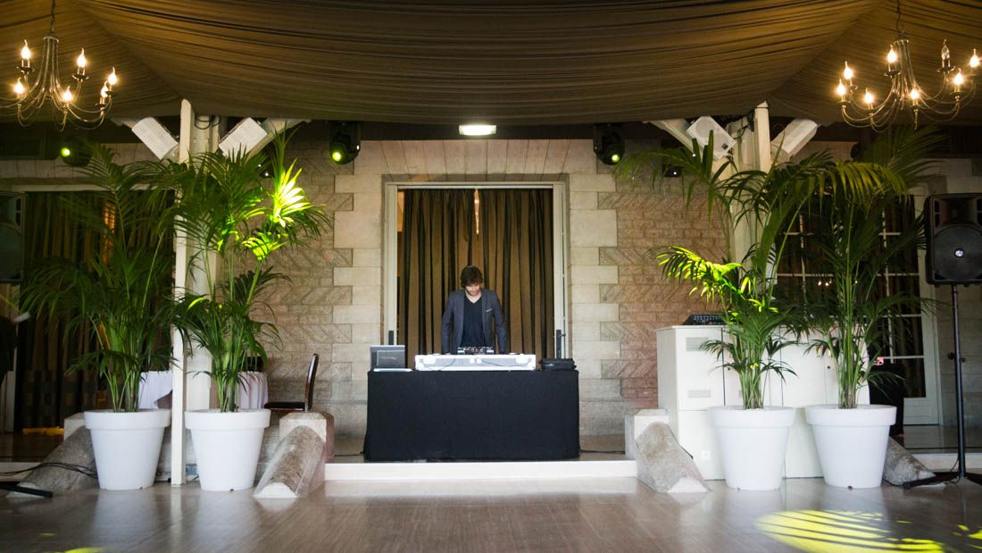 DJ au Manoir Paris Country Club