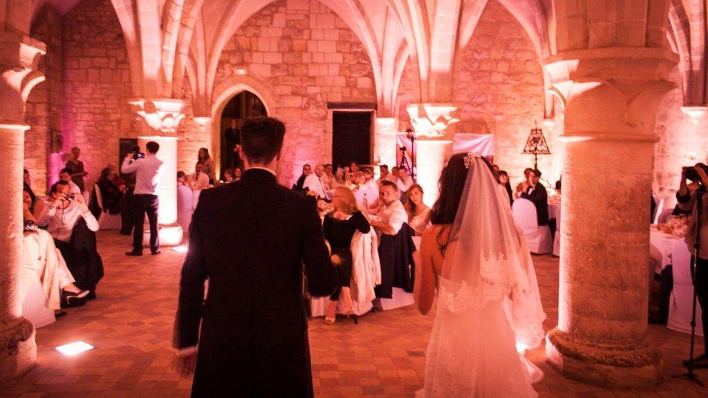 Mariés à l'Abbaye de Royaumont