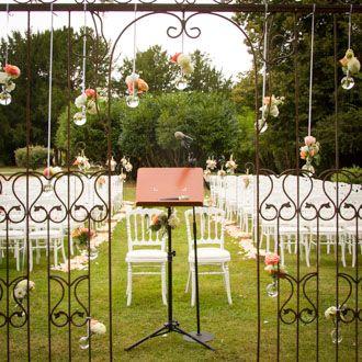 Discours et cérémonie de mariage