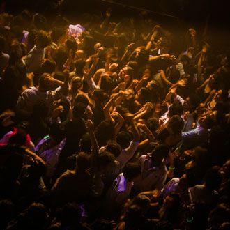Soirée DJ à Paris