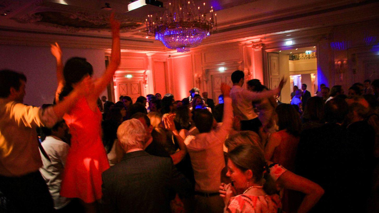 Soirée DJ au Shangri-La Hotel Paris