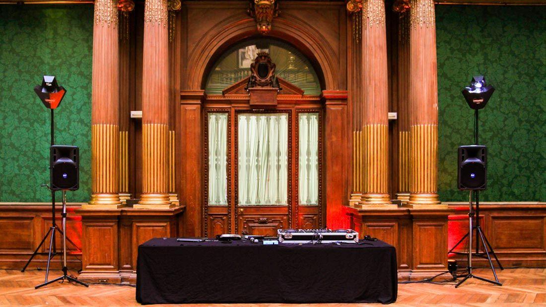 DJ au Château de Ferrières