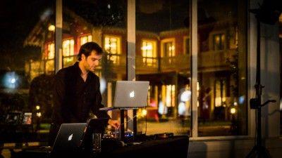 DJ au Chalet de la Porte Jaune