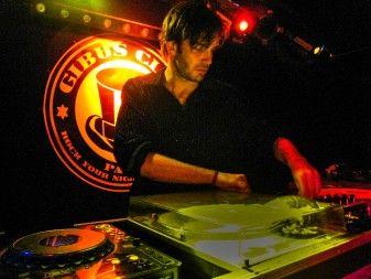 DJ au Gibus