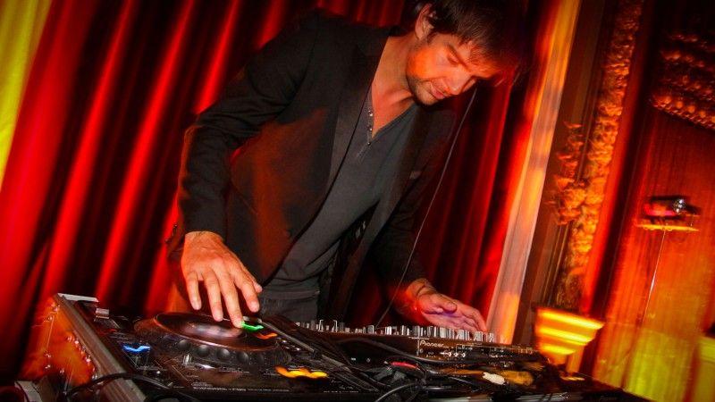 DJ au Westin Paris