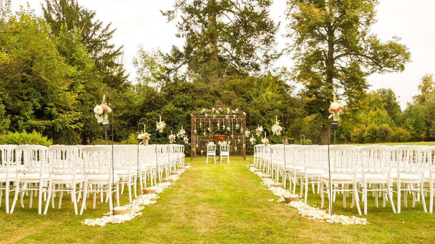 Sonorisation d'une cérémonie laïque d'une mariage