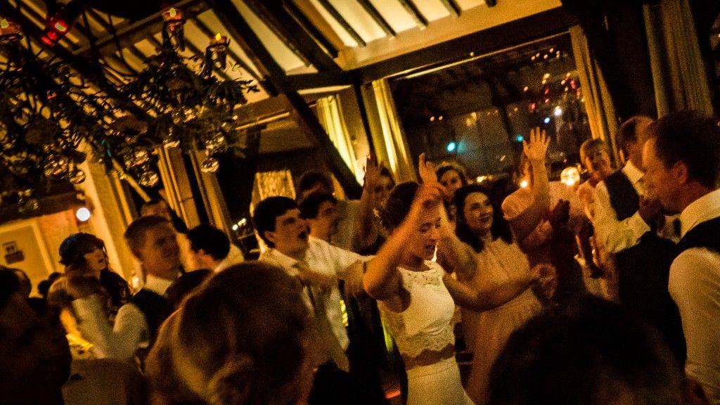 Soirée DJ mariage à la Catrache