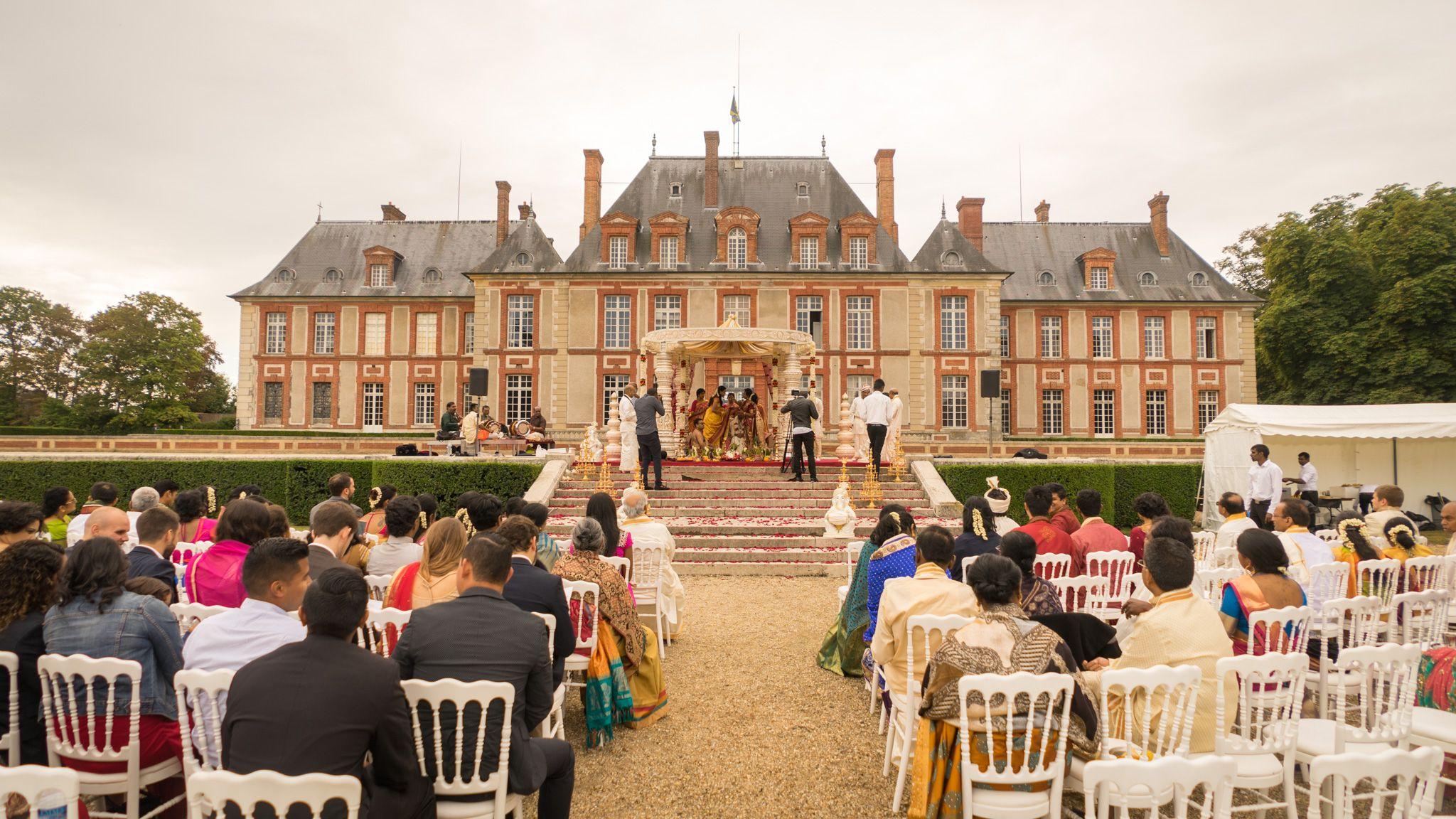 1 - Chateau De Breteuil Mariage