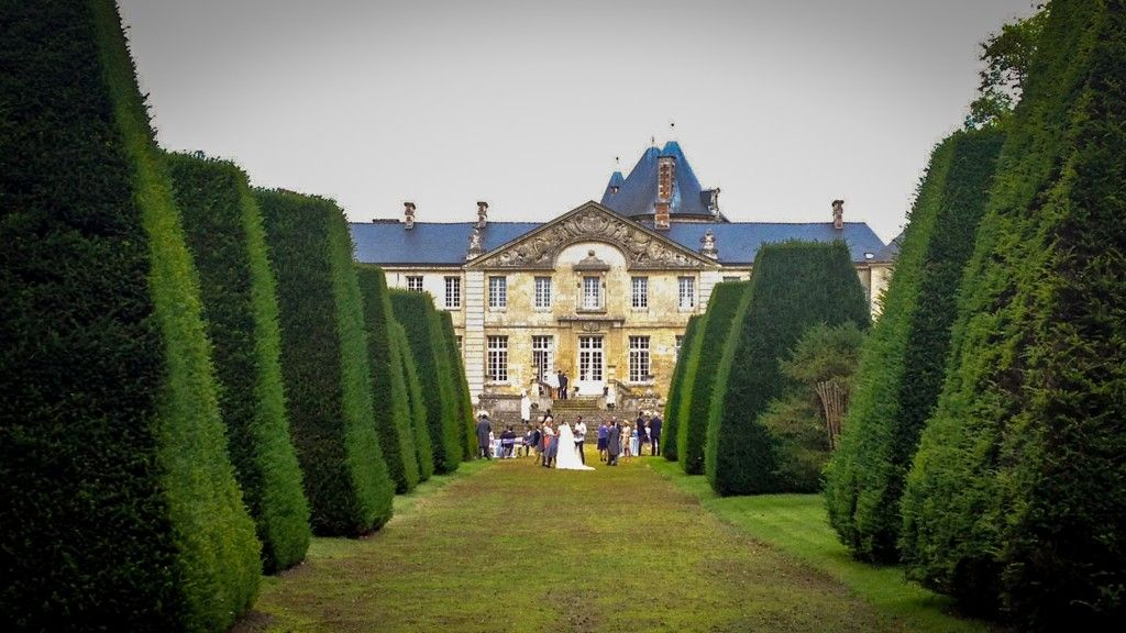 Mariage au Château de Vic-sur-Aisne