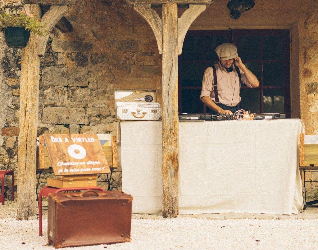 Soirée DJ de mariage