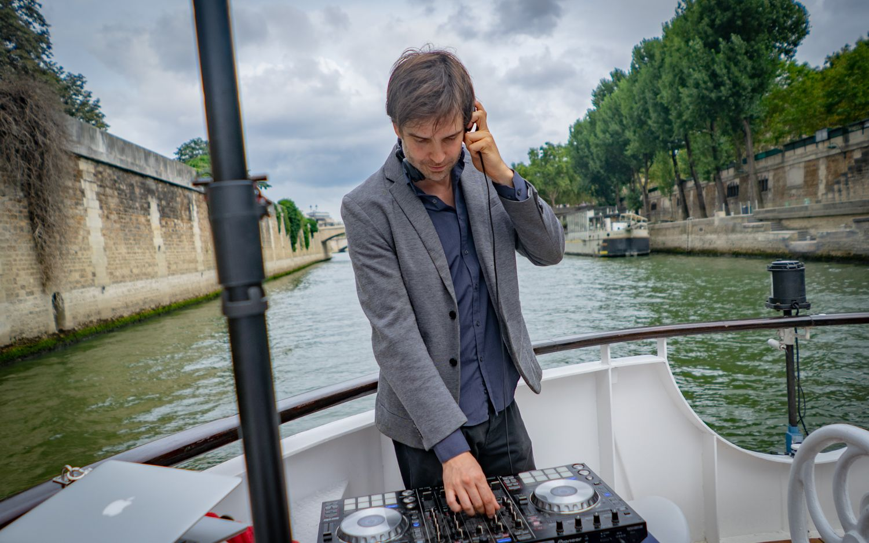 DJ Yacht Joséphine