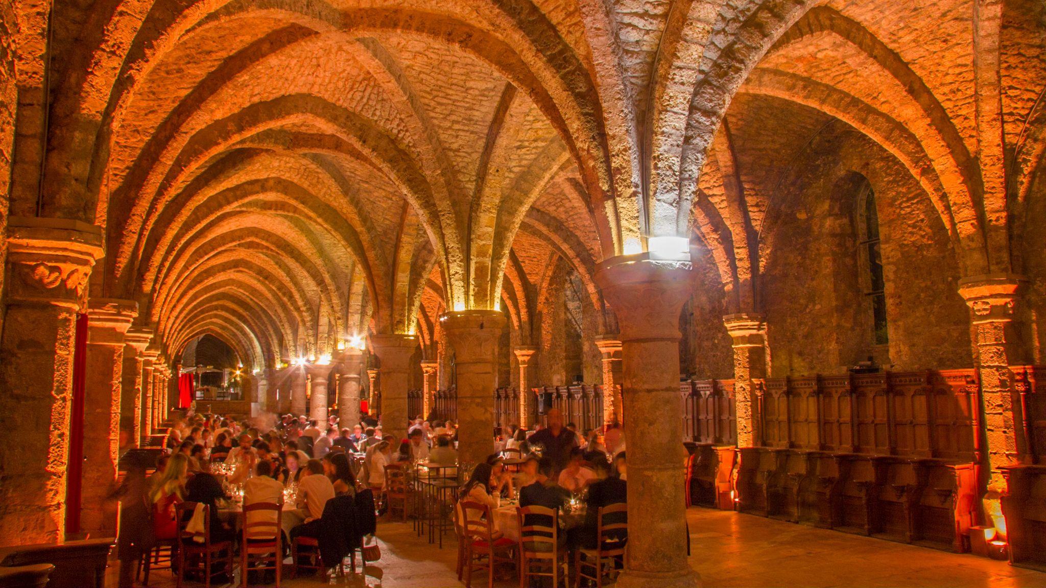 Mariage à l'Abbaye des Vaux de Cernay