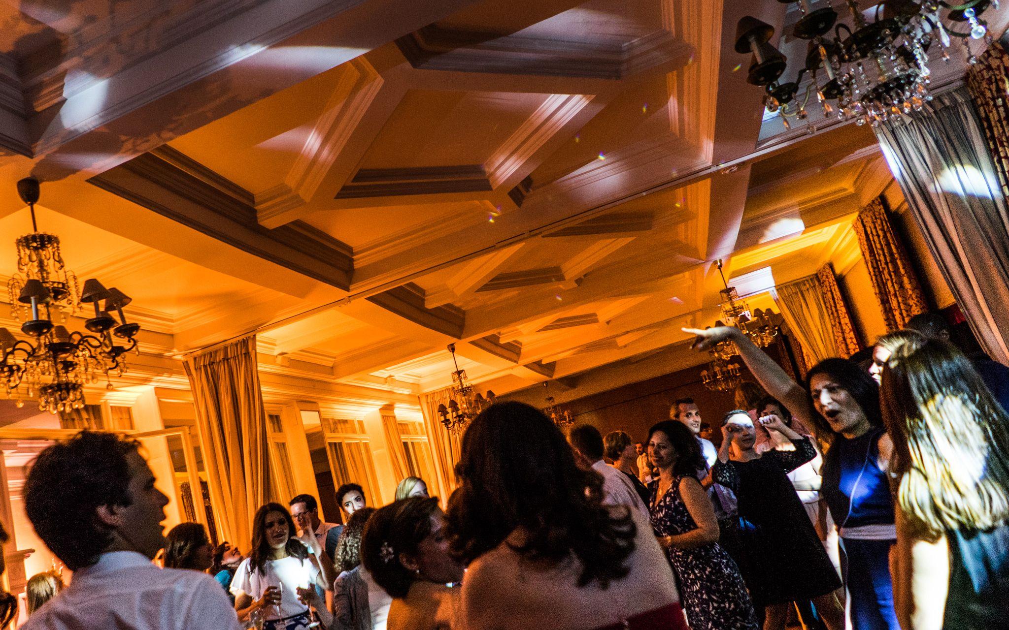 Soirée DJ de mariage au Pavillon Henri IV