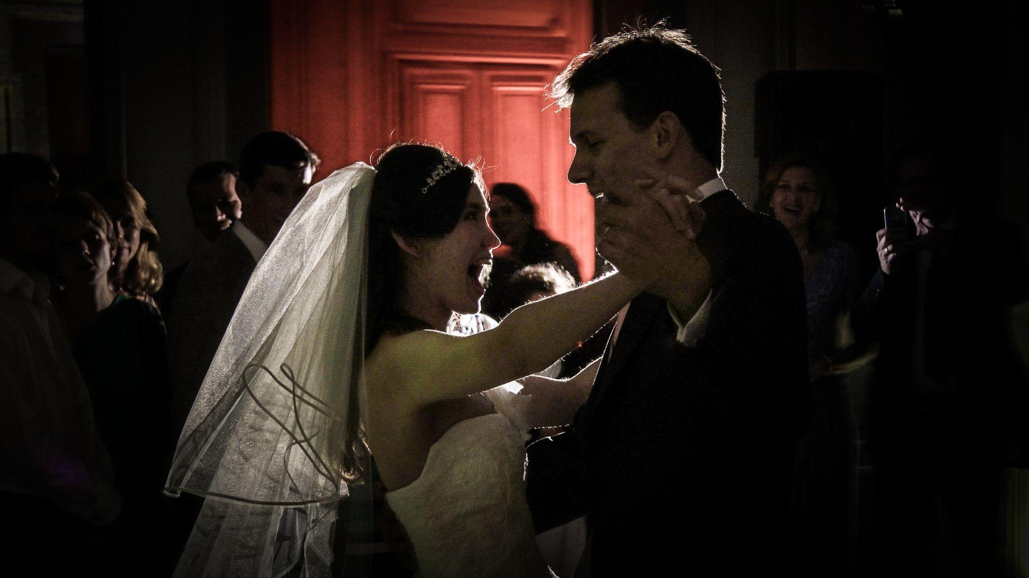 Mariés au Chateau de Montgobert