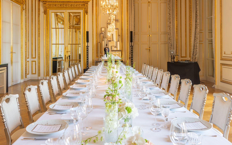 Mariage à l'Hôtel de Crillon Paris